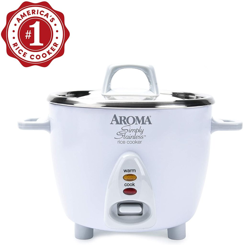 Aroma Housewares Stainless Cooker_