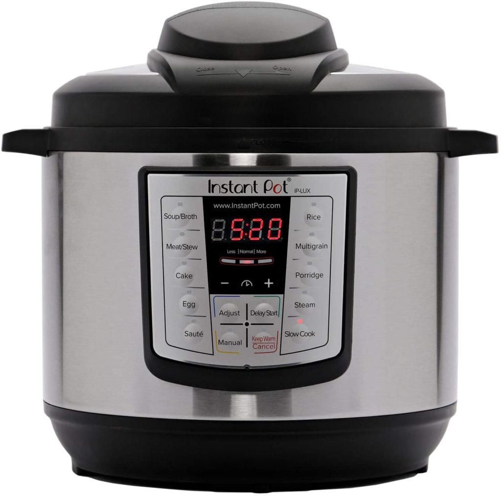 Instant Pot 6 In 1 Best Brown Rice Cooker