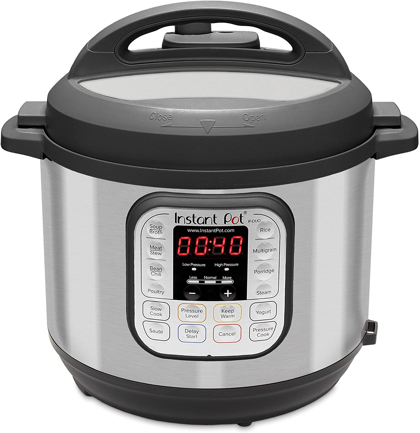 Instant Pot Duo 7-in-1 Electric Pressure Cooker Rice