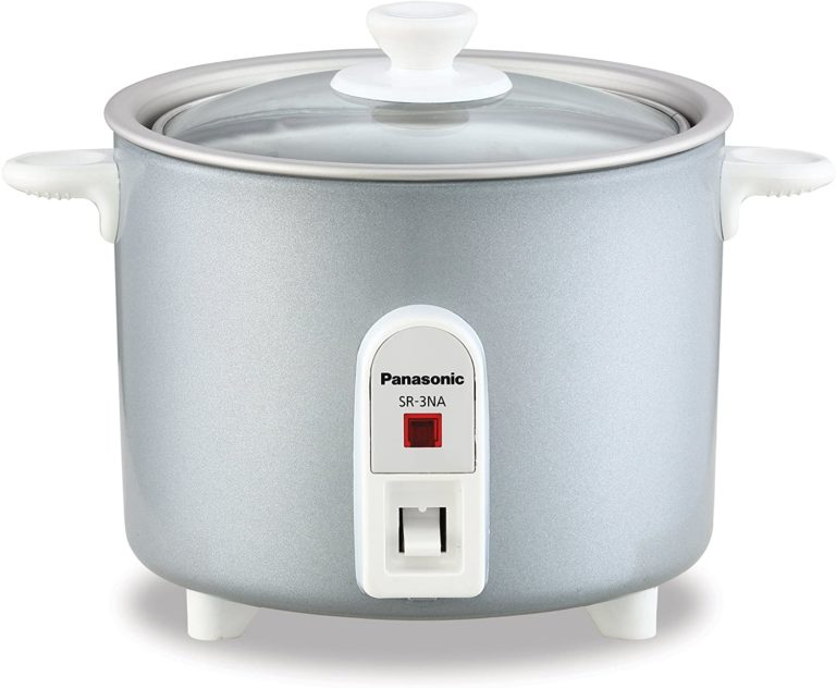 Panasonic Sr-3nal 1.5-cup And 3 Cups (Cooked) Automatic Rice Cooker