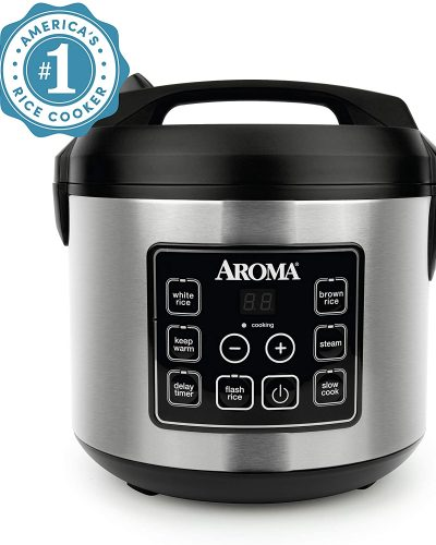 Aroma Arc Pressure Cooker Rice